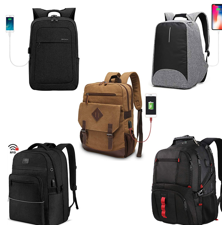 Best USB charging backpack: Our Top 5 Picks