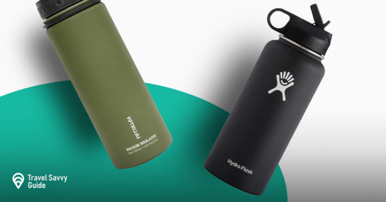Fifty Fifty vs Hydro Flask – Which Is The Better Water Bottle?