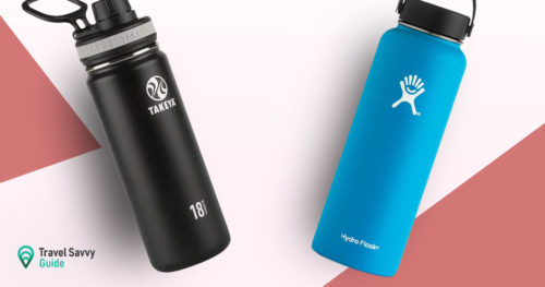 Takeya flask vs hydro flask