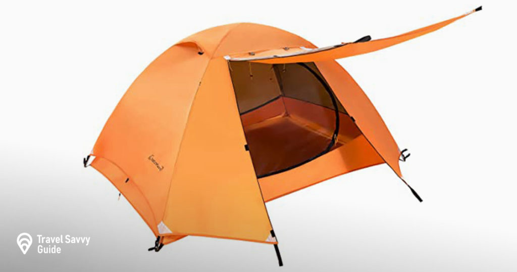 Clostnature Lightweight 3-Person Backpacking Tent