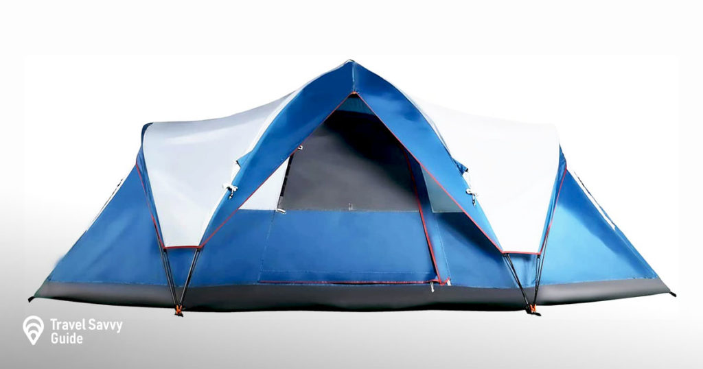 Mobihome 6-Person Pop Up Tent