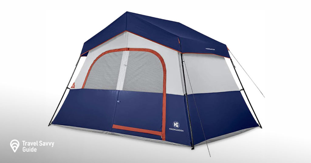 HIKERGARDEN 6-Person Tent
