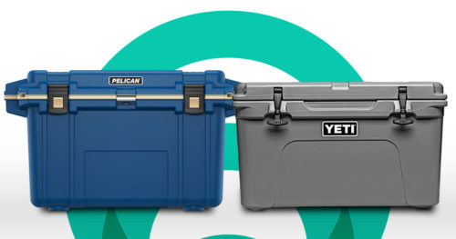 Pelican vs YETI hard coolers