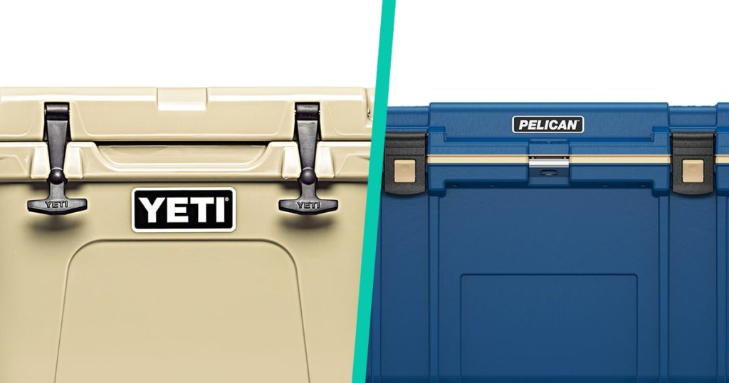 Pelican vs Yeti differences