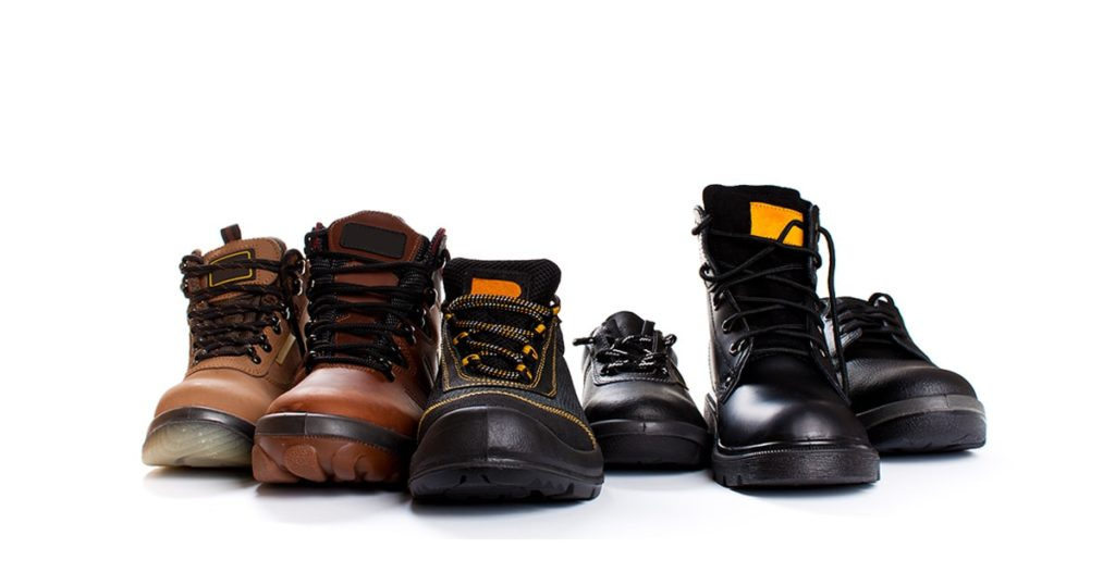 Working boots diversity