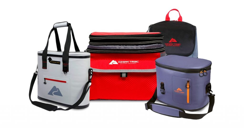 Ozark Trail soft coolers