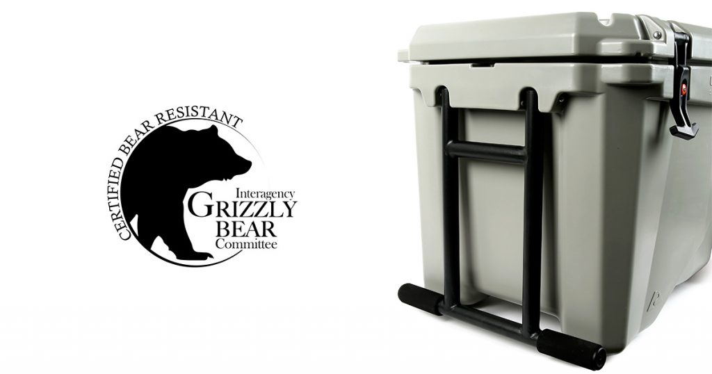Ozark trail hard-sided wheeled cooler bear-resistant feature