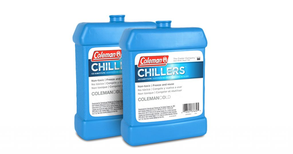 Coleman chiller accessory