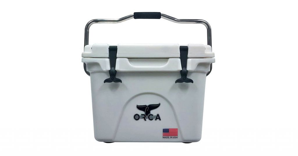 ORCA Outdoor Recreational Company of America Cooler with Lid & Bottom