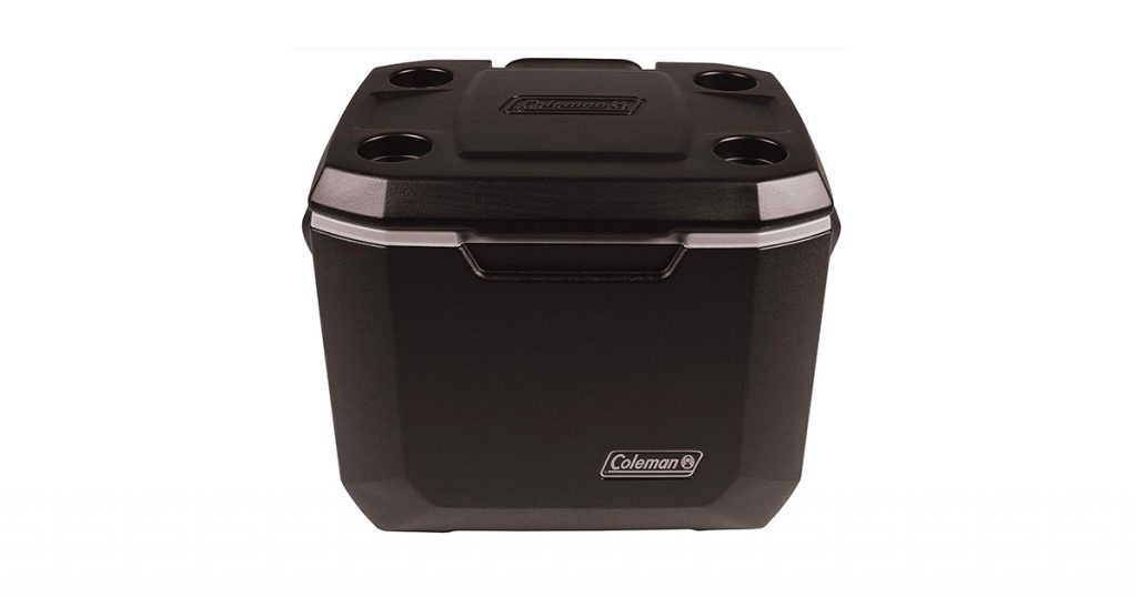 Coleman Rolling Cooler | 50 Quart Xtreme 5 Day Cooler with Wheels